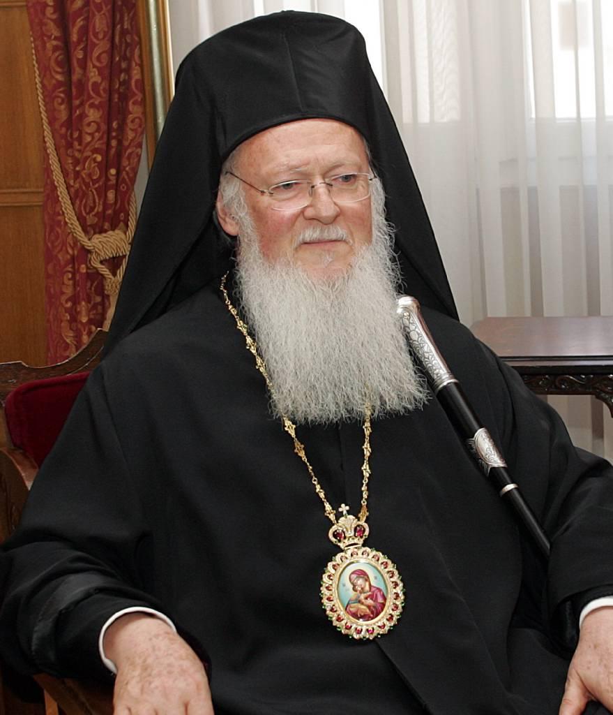 vartholomeos oikoumenikos patriarchis