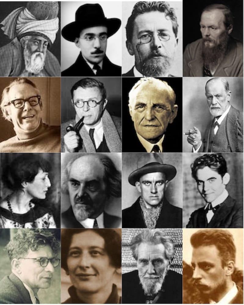 Ξένοι συγγραφείς